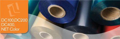 DC Color Thermal Transfer Ribbons